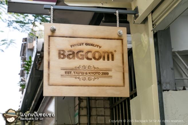 พิกัดร้านกระเป๋า Bagcom และพิกัดถ่ายรูปตึกไทเป 101