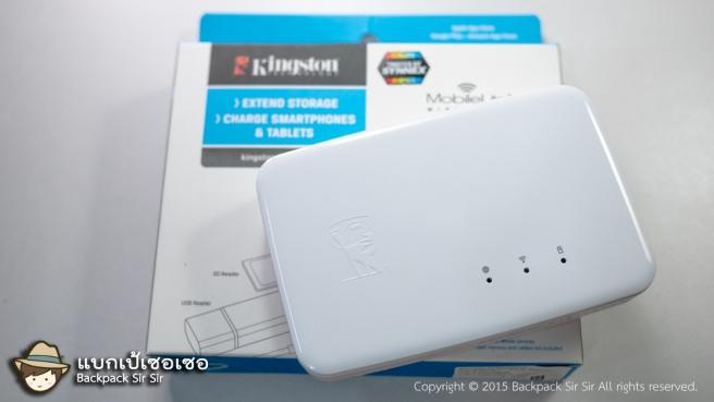 รีวิว Kingston Mobile Lite Wireless G3 แกดเจ็ตไอเทมเสริมเที่ยวไต้หวัน Backup สำรองไฟล์รูปจาก SD card