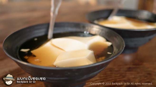 รีวิวเต้าฮวยเย็นไต้หวัน ร้าน Chenggong Douhua 成功豆花 ของกินที่ไถตง เที่ยวไต้หวันด้วยตนเอง
