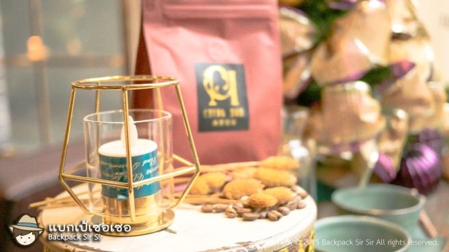 รีวิวร้านกาแฟสุดชิคและขนมเผือก ร้าน Ching Hou Coffee 清厚咖啡 ที่ไถตง เที่ยวไต้หวันด้วยตนเอง