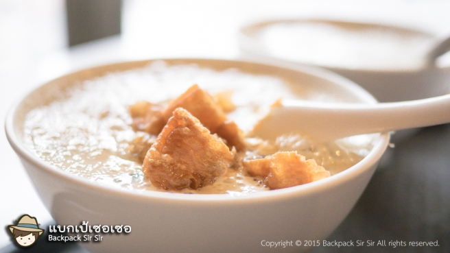 รีวิวน้ำเต้าหู้ปาท่องโก๋ Fuhang Soy Milk Dou Jiang 阜杭豆漿 ฟู่หังโต้เจียง ไทเป เที่ยวไต้หวันด้วยตนเอง