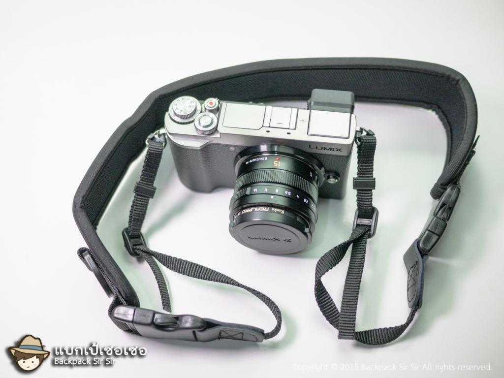 สายคล้องกล้อง JJC camera neoprene neck strap